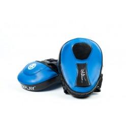 Боксерські Лапи PowerPlay 3030 Синьо-Чорні PU [пара]