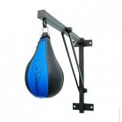 Пневмогруша боксерська PowerPlay 3061 Чорно-Синя M