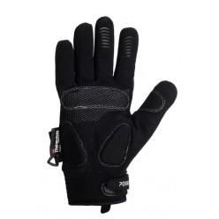 Рукавиці лижні PowerPlay 6890 Чорні S (Універсальні зимові)