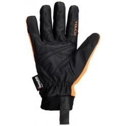 Рукавиці лижні PowerPlay 6906 Оранжеві L (Універсальні зимові). Дефект