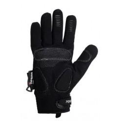 Рукавиці лижні PowerPlay 6890 Чорні L (Універсальні зимові)