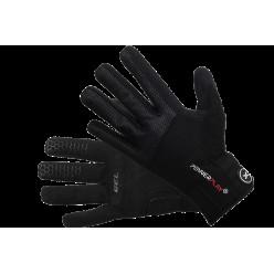 Рукавиці лижні PowerPlay 6942 Чорні XL (Універсальні зимові)