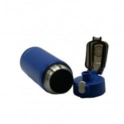 Термопляшка CASNO 450 мл KXN-6065 Синя