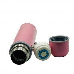 Термос CASNO 500 мл KXN-6002 Рожевий