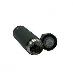 Термопляшка CASNO 450 мл KXN-6057 Чорна