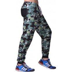 Спортивные штаны BERSERK Woodland camo