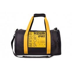 Сумка спортивная Berserk Mobility black yellow