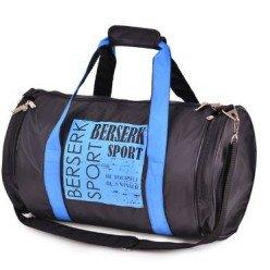 Сумка спортивная Berserk Mobility black blue