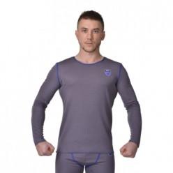 Термобельё (кофта) с длинным рукавом ACTIV man grey Berserk-sport
