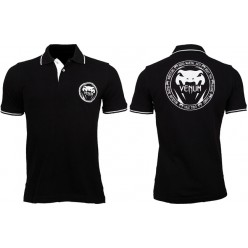 "Футболка Venum polo ""All sports"" black"
