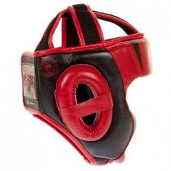 ШЛЕМ VENUM ABSOLUTE 2.0 RED DEVIL HEADGEAR NAPPA LEATHER