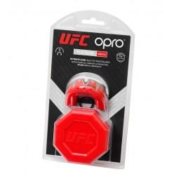 Капа OPRO Platinum UFC Hologram Red Metal/Black (art. 002261001)