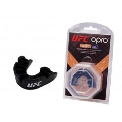 Капа OPRO Junior Bronze UFC Hologram Black (art.002264001)
