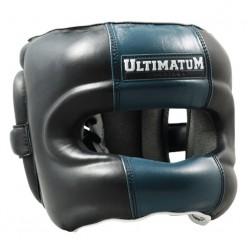 Шлем с бамперной защитой Ultimatum Boxing (Gen3FaceBar Premium)