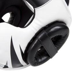 Боксерский шлем Venum Challenger 2.0 Headgear Black Ice