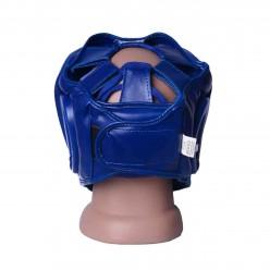 Боксерський шолом тренувальний PowerPlay 3043 Синій M