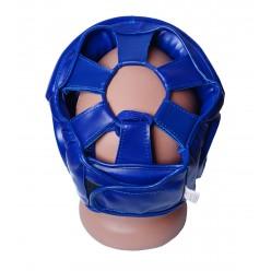 Боксерський шолом тренувальний PowerPlay 3043 L Синій