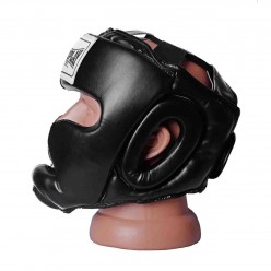 Боксерський шолом тренувальний PowerPlay 3043 Чорний M