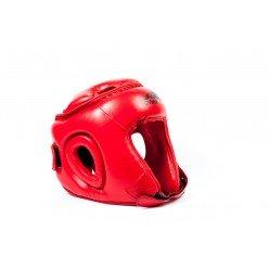 Боксерський шолом турнірний PowerPlay 3045 Червоний M