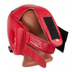 Боксерський шолом турнірний PowerPlay 3084 червоний S