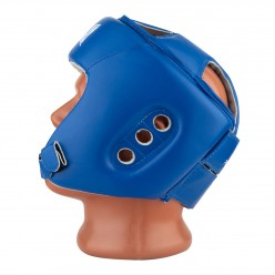 Боксерський шолом тренувальний PowerPlay 3084 L синій