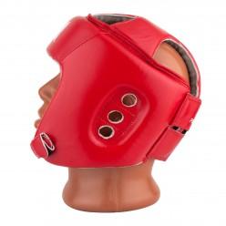 Боксерський шолом турнірний PowerPlay 3084 червоний L