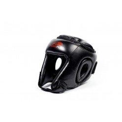 Боксерський шолом турнірний PowerPlay 3045 S Чорний
