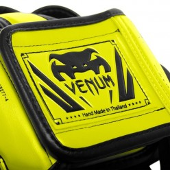 Шлем Venum Elite Headgear Neo Yellow