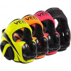 Шлем Venum Elite Headgear Elite Neo Pink