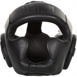 Боксерский шлем Venum Challenger 2.0 Headgear Neo Black
