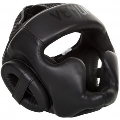 Боксерский шлем Venum Challenger 2.0 Headgear Neo Black