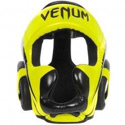 Шлем Venum Elite Headgear Neo Yellow