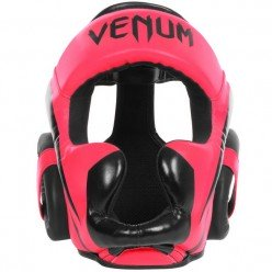 Шлем Venum Elite Headgear Elite Neo Pink