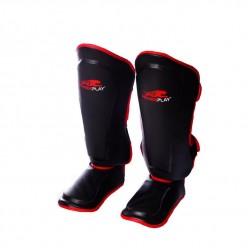 Захист гомілки й стопи PowerPlay 3034 чорно-червона S