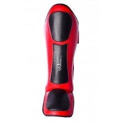 Захист гомілки і стопи PowerPlay 3032 Чорно-Червоний S
