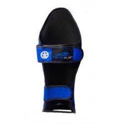 Захист гомілки і стопи PowerPlay 3032 Чорно-Синій M