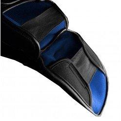Захист гомілки і стопи Hayabusa T3 - Чорно-сині M (Original)